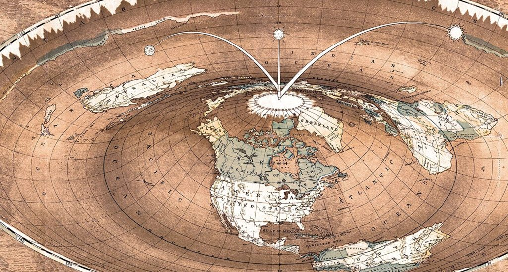 Anti globular convictions: Flat Earth belief explodes in